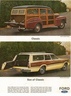 1966 Ford Country Squire (USA)..Re-pin...Brought to you by #CarInsurance at #HouseofInsurance in Eugene, Oregon