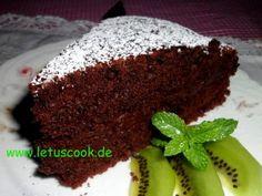 შოკოლადის ტორტი  -  შოკოლადის ტორტი