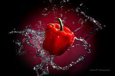 """Pepper Splash!"" by ..DennisR.."