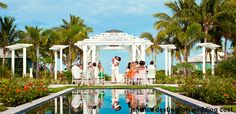 "All inclusive wedding destination packages cost in the Caribbean are easy and very inexpensive. You can schedule in less than an hour! Honeymoons, Inc. can help with all the details. All you have to do is show up and say ""Yes"".  http://www.weddingultra.com/20150206373/jamaica-destination-wedding-cost-2015/"
