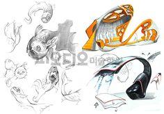모티브디자인 [입시미술/서울대/기초소양/기초조형/수시모집/일산미술학원] Architecture Sketchbook, Concept Architecture, Futuristic Architecture, Architecture Design, Desktop Design, Hospital Design, Industrial Design Sketch, Interior Sketch, Organic Architecture