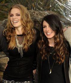 AnnaLynne McCord and Shenae Grimes