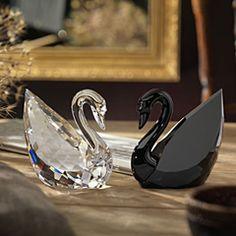 Soulmates - Swarovski Swan