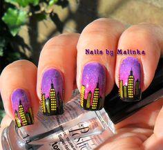 Nails by Malinka: Skyline, BM-414