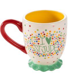 I Love St. Jude Ceramic Mug