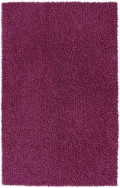 Big purple rug but round for office