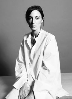 b39f312fd38d Phoebe Philo of Céline by Andrea Spotorno for Time Sad that she s leaving  Celine. Front mom of simplistic fashion