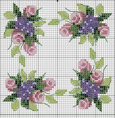 схемы для вышивки и филейного вязания pinterest Lana Vanina - Поиск в Google