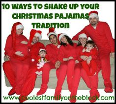 Christmas Eve Matching PJs: 10 Ideas for your Christmas Pajamas tradition! (Coolest Family on the Block) Matching Family Christmas Pjs, Merry Little Christmas, Christmas Pajamas, All Things Christmas, Holiday Fun, Christmas Holidays, Celebrating Christmas, White Christmas, Holiday Ideas