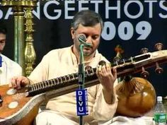Prince Rama Varma plays the veena at Kuthiramalika, Thiruvananthapuram, Kerala, India. We saw this show there in January.
