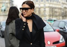 How To Wear the Silk Scarf - Fashion Style Mag