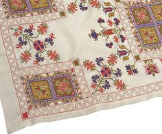 Turkish Art, Old Hands, Handicraft, Hand Embroidery, Cross Stitch Patterns, Bohemian Rug, Arts And Crafts, Quilts, Blanket