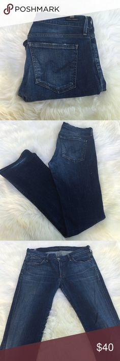 Citizens of humanity Emannuelle slim boot Citizens of humanity Emannuelle slim boot Pre loved with normal visual signs of wear.inseam :32 Citizens of Humanity Jeans Boot Cut