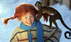 She is the strongest girl in the world, lives by herself in a colourful house in the forest, and has a pet monkey and a horse. Who wouldn't want to be friends with Pippi Longstocking? We have shared our favourite quirky quotes to convince anyone who thinks otherwise