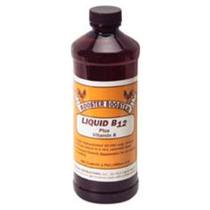 Rooster Booster Vitamin B-12 Liquid With Vitamin K 16 oz.