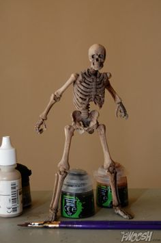 Skeleton, 3d Printing, Action Figures, Statue, Prints, Shops, Painting, Accessories, Art