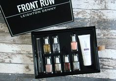 Swatches:LEIGHTON DENNY Front Row Collection <3