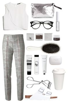 """I got carried away"" by laurensimp ❤ liked on Polyvore featuring Michael Kors, MANGO, Birkenstock, AB A Brand Apart, Korres, Diptyque, Rodin Olio Lusso, H&M, Lancôme and Lord & Berry"