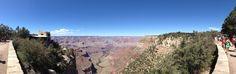 Grand Canyon National Park South Rim nel Grand Canyon Village, AZ