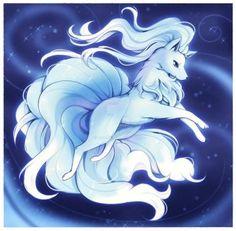 Browse Art - DeviantArt, the Alolan Nine tales is already so popular