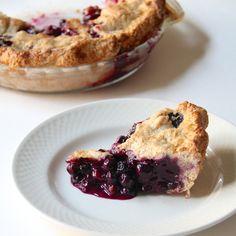Forbidden Rice Blog | Blueberry Pie