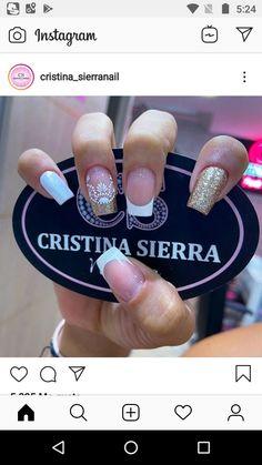 Class Ring, Nails, Beauty, Nail Art, Fingernail Designs, Sky, Finger Nails, Ongles, Beauty Illustration