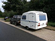 Freedom Microlite tiny 3 berth caravan. - YouTube