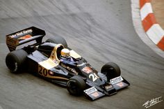 Walter Wolf's F1 racer that won its 1977 debut in Argentina with Jody Scheckter, who won two more GPs that year and finished second to Niki Lauda in the world championship.