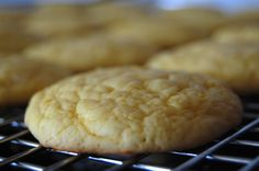Lemon Coconut Cookies | Live Faithfully