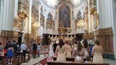 Beautiful Italian church .. Made in Italy wedding
