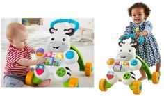 Fisher-Price Learn with Me Zebra Walker Just $14.94 (Reg. $24.99) - Couponing to Disney