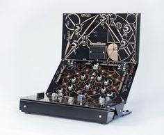 MATRIXSYNTH: New Folktek Mescaline - Desktop or Eurorack Patchable Sem-Modular Synthesizer