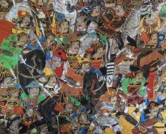 Samurai Art, Warfare, Art Gallery, Arms, Prints, Painting, Paintings, Art Museum, Painting Art