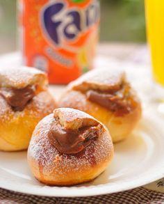 Pan de Leche (Milk Buns)
