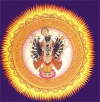Sudarshan Kavach for Protection ~ Sudarshan Kavach state that it is very powerful and it will protect the wearer against all sort of nefarious activities of enemies.