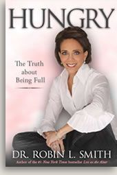 Books by Dr. Robin Smith - Hungry - Lies at the Altar - Inspirational Vitamins