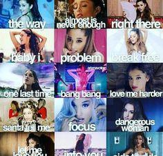 Ariana grande #Moonlight #Ari ❤️❤️❤️