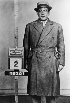 Vito Genovese (Born 1897) was an Italian-American mobster who rose to power during Prohibition as an enforcer in the American Mafia and would later become leader of the Genovese crime family.