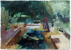 Contemporary Paintings, Content, Figurative, Virginia, Landscapes, Patches, Inspiration, Color, Art