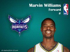 Marvin Williams - Charlotte Hornets - 2014-15 PlayerMarvin Williams - Charlotte Hornets - 2014-15 Player