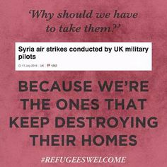 Refugees Welcome -