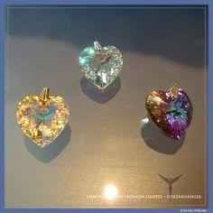 Kristall-Herz klein | Lichtkristalle | Kristall-Herz klein from LITIOS®-Lichtkristalle Eisele