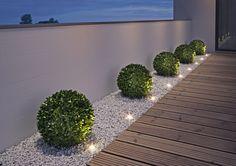 OSRAM Noxlite LED-Gartenspot-Set