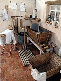 Scullery Items