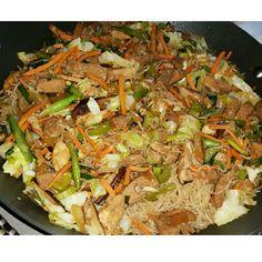 Pancit Bihon/Asian Noodle