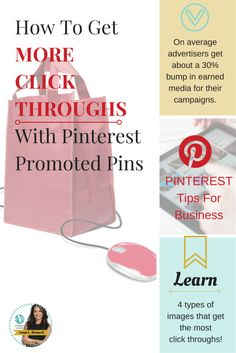 Pinterest marketing expert Anna Bennett tips for businesses: If you want to reach more people, target a specific audience and make more money on Pinterest one of the best ways to do that is through Promoted Pins.