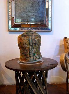 the transcontinental affair: casa azul: frida kahlo's house.