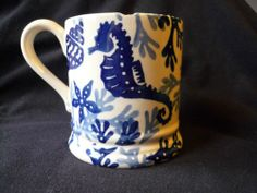 Emma Bridgewater Seaside 0.5 Pint Mug