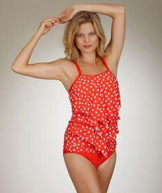 Athena Harbor Island High Neck Tankini and Banded Bottom Tankini Swimsuits  For Women a3fa26942