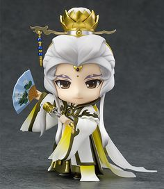 """""""Pili Xia Ying: Unite Against the Darkness"""" Su Huan-Jen Nendoroid by Good Smile Company up for preorder"""